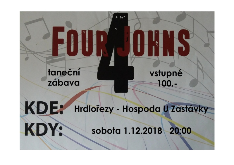 Four Johns Hrdlořezy